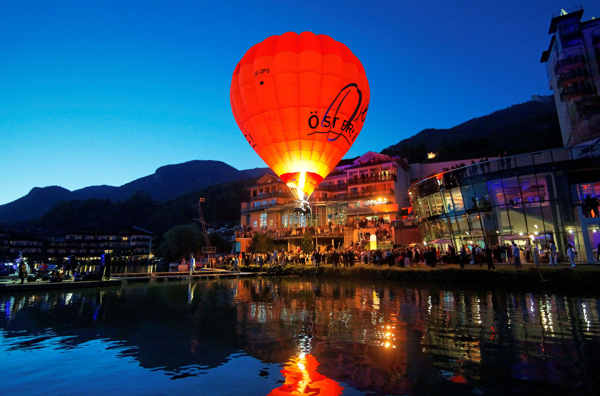 The Boogieballoon at Scalaria
